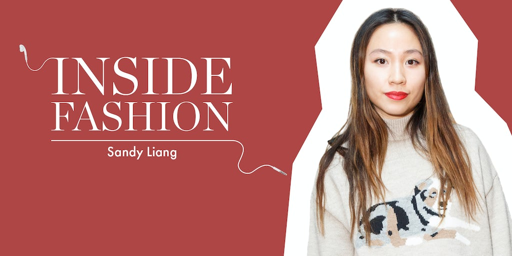 The BoF Podcast: Sandy Liang Takes Risks