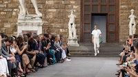 Salvatore Ferragamo Spring/Summer 2020 men's fashion show | Source: Courtesy