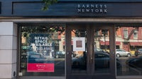 Former Barneys storefront in Brooklyn | Source: Getty Images