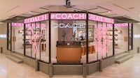 A Coach pop-up store | Source: Courtesy