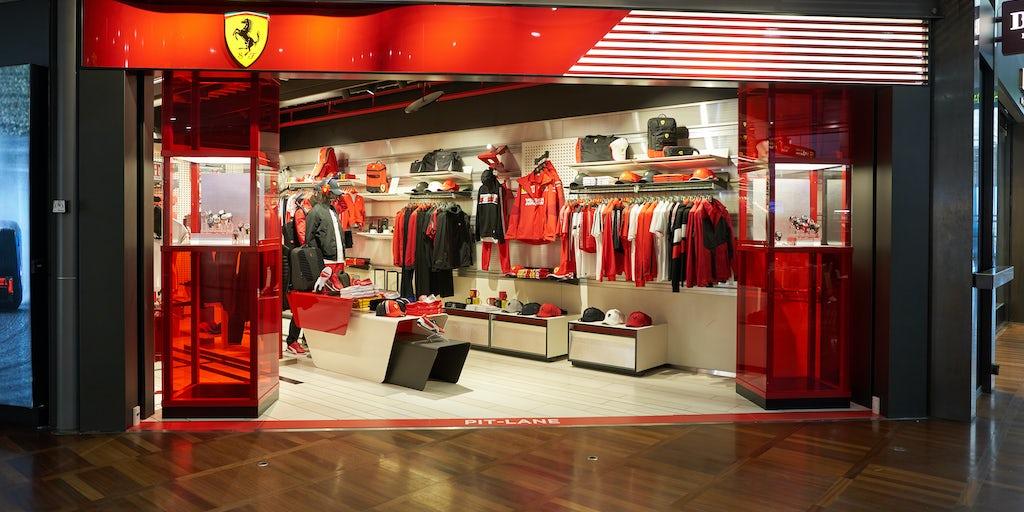 Ferrari Brings In Armani to Boost to Its Luxury Brand