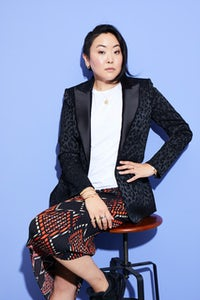 Aya Kanai is Marie Claire's new EIC | Source: Kathryn Wirsing