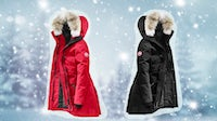 """Canada Goose is the latest brand to prioritise """"experiential retail"""" over the usual racks of clothes. 