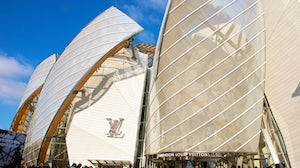 The building of the Louis Vuitton Foundation | Source: Shutterstock