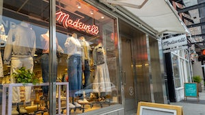 A Madewell store in the Meatpacking District in New York | Source: Shutterstock