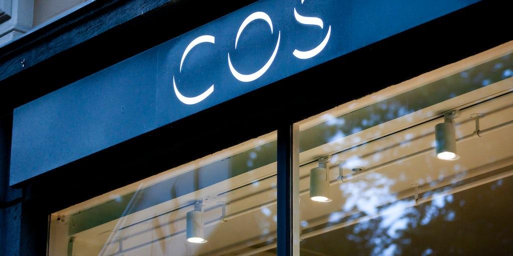 Cos Undergoes Executive Shake-Up