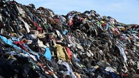 Burnt clothes in the province of Alicante, Costa Blanca, Spain | Source: Shutterstock