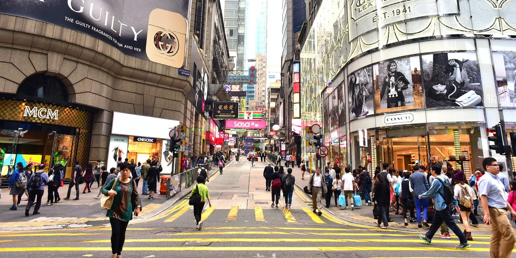 Hong Kong Government Pledges Funds to Boost Economy