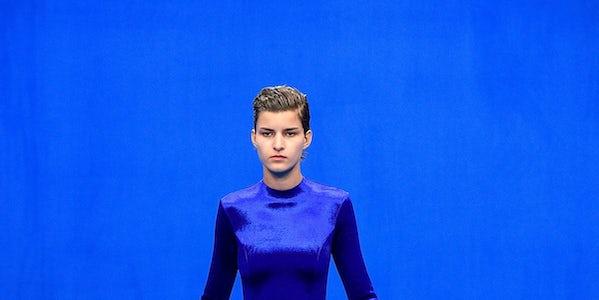 Balenciaga Goes Back to Haute Couture