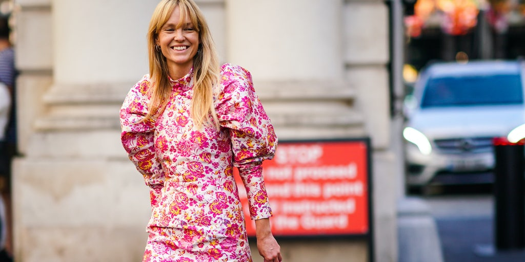 Why Floral Dresses Are the Trend That Just Won't End