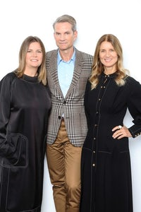 Isabelle Chouvet, Alexander Werz and Karla Otto | Source: Courtesy