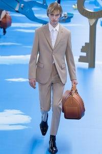 Louis Vuitton Autumn/ Winter 2020   Source: INDIGITAL.TV