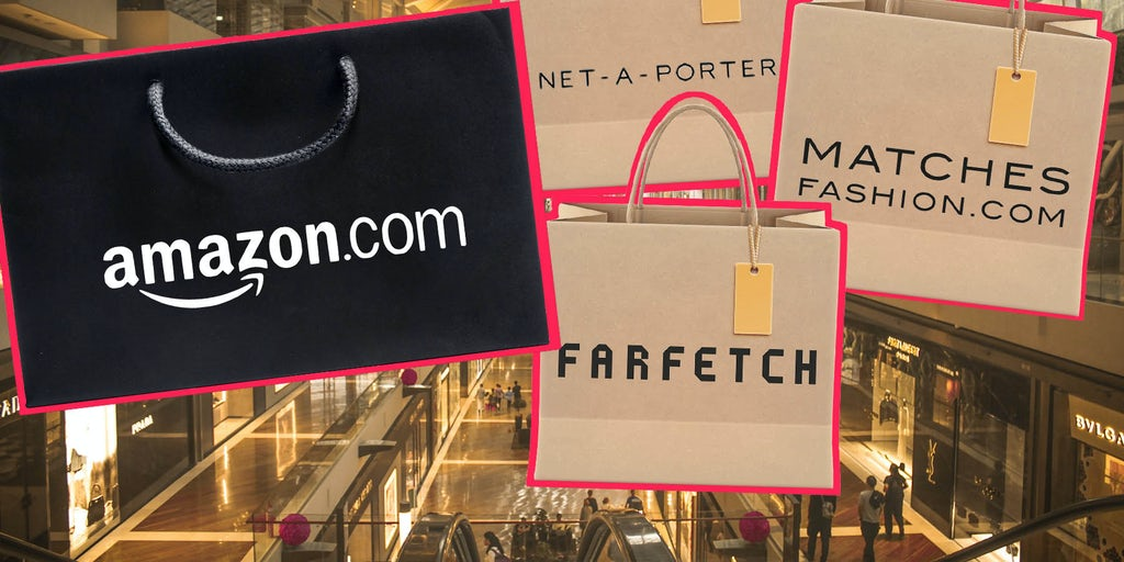 How Amazon Could Upend the Luxury Fashion Sector