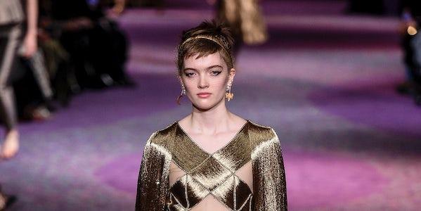 The Female Divine at Dior