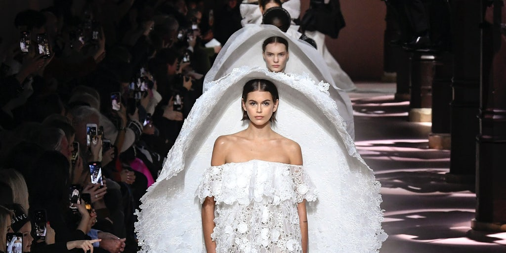 At Paris Couture, History Over Hype