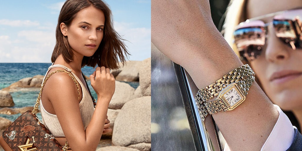 Can Richemont Fight Off LVMH?