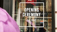 Opening Ceremony store in New York | Source: Courtesy