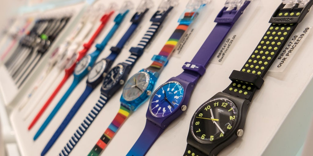 Swatch Group Braces for Hong Kong Slump