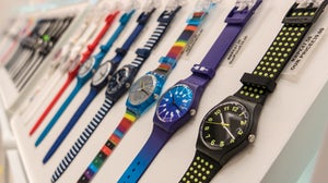 Swatch watches | Source: Shutterstock