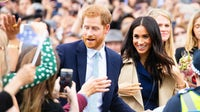 Prince Harry, Duke of Sussex and Meghan Markle, Duchess of Sussex meet fans at Government House in Melbourne, Australia | Source: Shutterstock