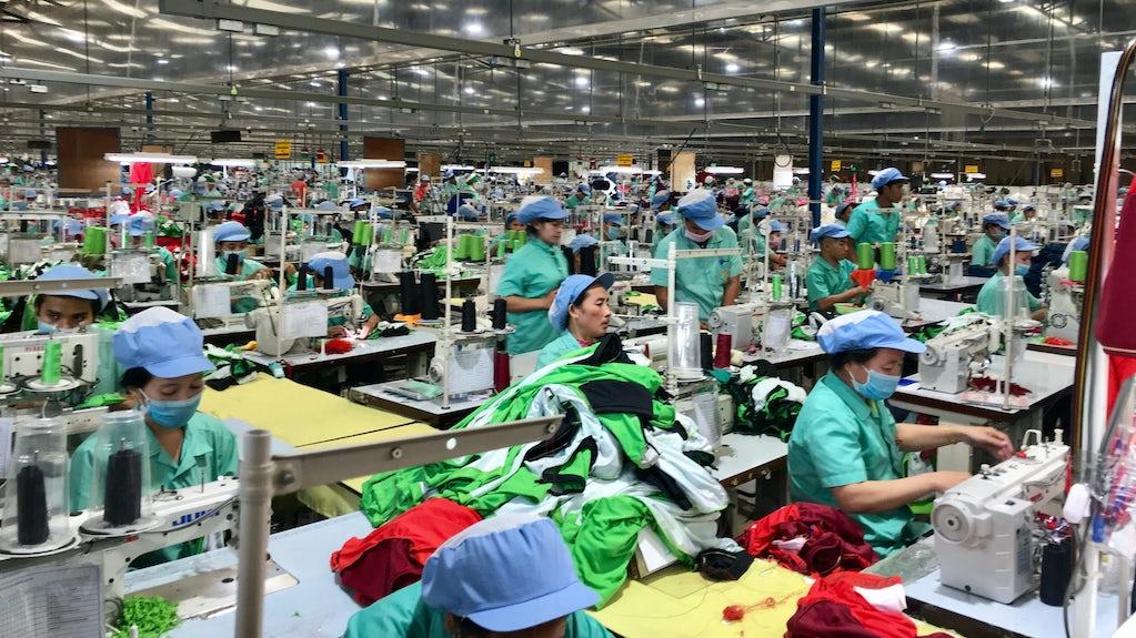 Decisión Haz un esfuerzo vegetariano  Adidas, Ralph Lauren Urge Cambodia to Reform Labour Amid EU Sanction Threat  | News & Analysis | BoF