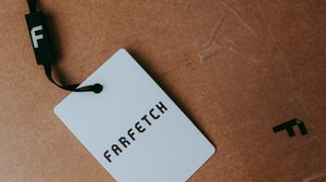 Farfetch logo | Source: Shutterstock