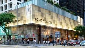 A Louis Vuitton store in Hong Kong | Source: Shutterstock