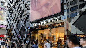 Burberry store in Hong Kong | Source: Shutterstock