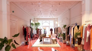 MatchesFashion's 5 Carlos Place store in Mayfair, London | Source: Courtesy