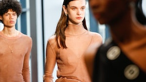 Dion Lee runway | Source: Courtesy
