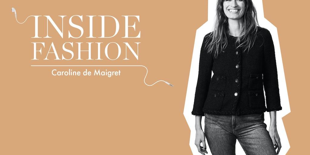 The BoF Podcast: Caroline de Maigret Rips Up Fashion's Rulebook