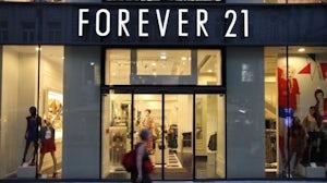 Forever 21门店 | 图片来源:Shutterstock
