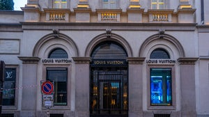 Louis Vuitton store on Via Montenapoleone, Milan | Source: Shutterstock