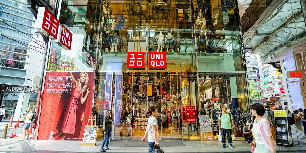 Fast Retailing Annual Profit Likely Halved