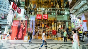 Shoppers can pick up their parcels at Uniqlo stores | Source: Shutterstock