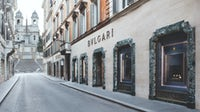 Bulgari store front | Source: Courtesy