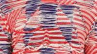 Calvin Klein American Flag Sweater | Source: Coltorti Boutique