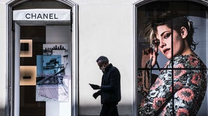 A closed Chanel store | Source: Stefano Guidi/Getty Images