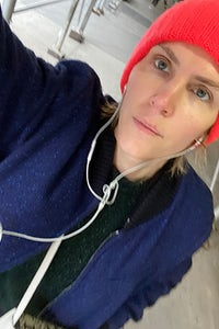 Gabriela Hearst, self-portrait, 25 March 2020