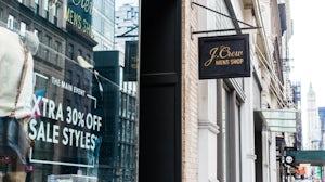 A J.Crew store in Manhattan | Source: Shutterstock
