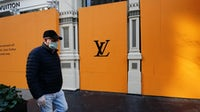 A Louis Vuitton store in Manhattan's Soho district | Source: Getty Images
