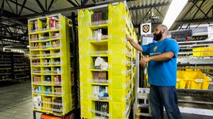 Amazon warehouse worker | Source: Amazon Media Library