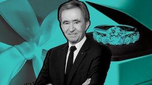 LVMH集团以162美元收购美国珠宝品牌Tiffany | 图片来源:BoF Global