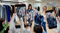 Meimei Ding's Paris Fashion Week live-streaming sessions | Collage by BoF