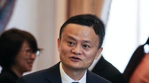 Alibaba Group Founder Jack Ma | Source: Shutterstock