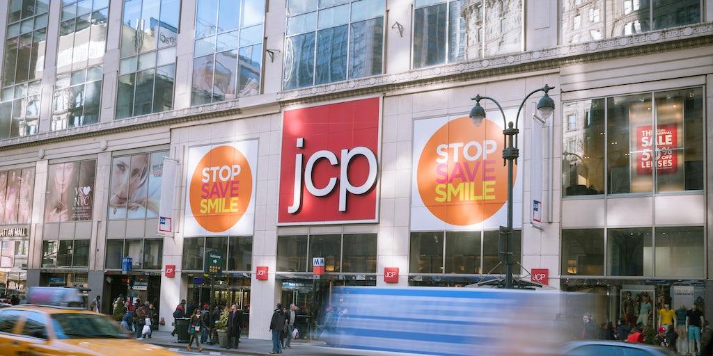 J.C. Penney Lenders Seek Higher Bids From Potential Buyers