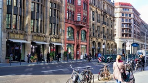 Berlin high street   Source: Shutterstock
