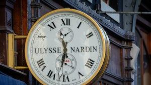 Ulysse Nardin | Source: Shutterstock