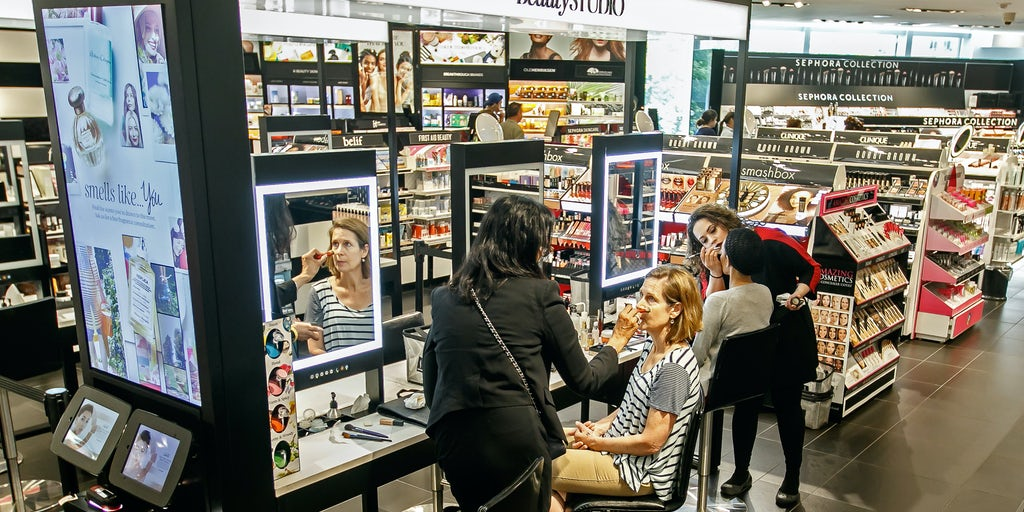Try Before You Beauty Retailers