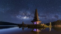 Pura Ulun Danu Bratan at night, Bali, Indonesia | Source: Shutterstock
